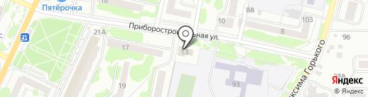 Sofia на карте Орла