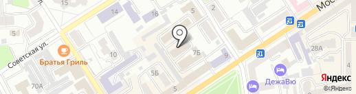 Брянский учебно-методический центр на карте Орла