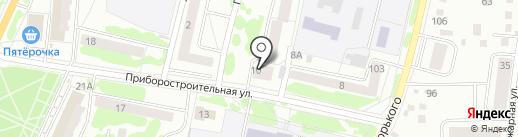 МурГавЧик на карте Орла