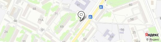 Магазин домашней кухни на карте Орла