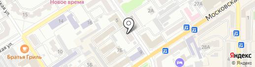 Мир сантехники на карте Орла