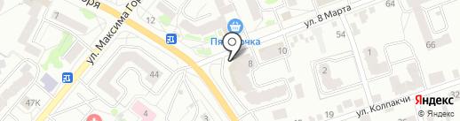 Малютка36 на карте Орла