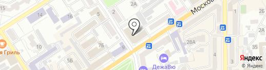 Орловская металлобаза на карте Орла