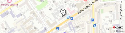 RealLim на карте Орла
