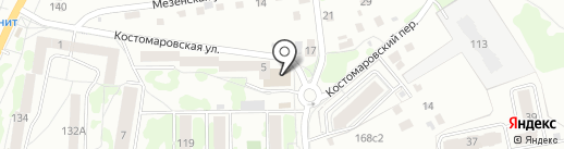Ваш компьютер на карте Орла