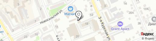 Мале на карте Орла