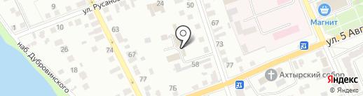 Отдел надзорной деятельности по г. Орёл на карте Орла