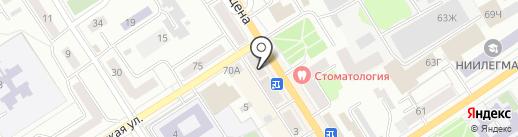 Региональный Центр Автотехнической Экспертизы на карте Орла