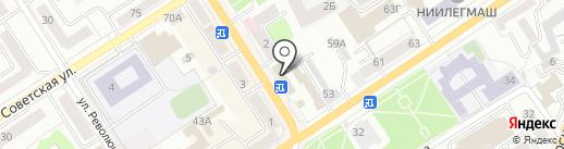 Chali на карте Орла