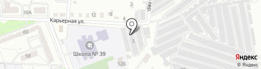Авторемонтная мастерская на карте Орла