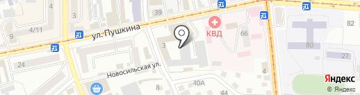 Акватерм на карте Орла