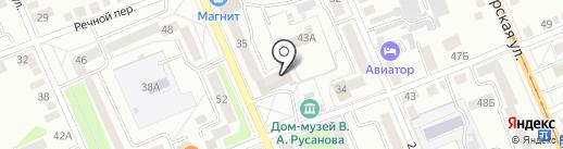 ТехАгроСтрой-Орел на карте Орла