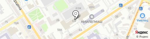 МедиСкан на карте Орла