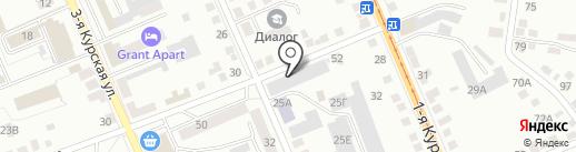 Я хочу на карте Орла