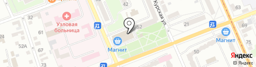 Бристоль на карте Орла