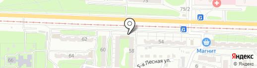 Строймаркет на карте Курска