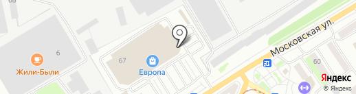 Магазин табака, чая и кофе на карте Орла