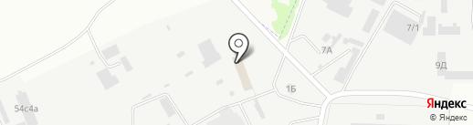 Ормет на карте Орла