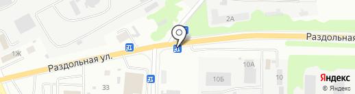 АвтоКомплект на карте Орла