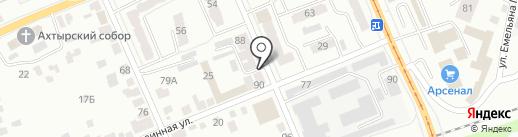 ОрелАгро на карте Орла