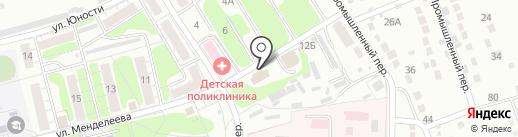 Дуэт на карте Курска