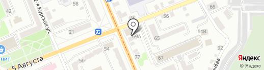 Обувь России на карте Орла