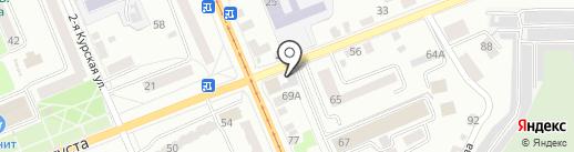 Имидж на карте Орла