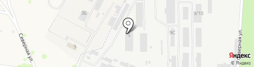 Стройстиль-М на карте Орла