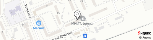 Участковый пункт полиции №8 на карте Орла