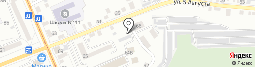 Партнер Агро на карте Орла