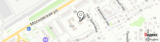 ФинАльянс на карте Орла