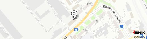 Региональный информационный центр Орловской области на карте Орла