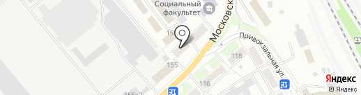 Авто-Форум на карте Орла