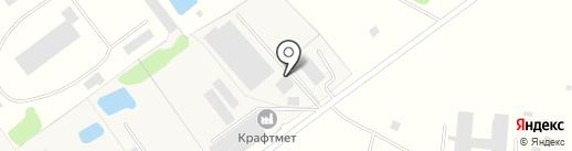 Узор на карте Эммауса