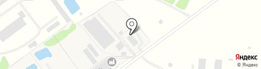 Хольцпласт на карте Эммауса