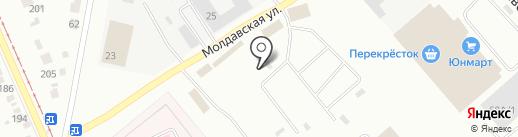 ЛТК Гарант на карте Орла