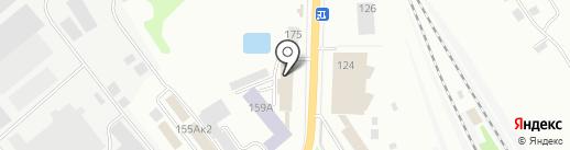 Мировые судьи Железнодорожного района на карте Орла
