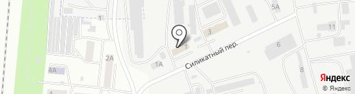 Роснефтепродукт на карте Орла
