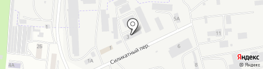 Орелзооветснаб на карте Орла