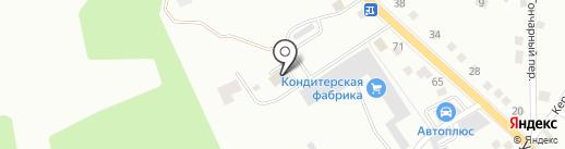 Мир тортов на карте Орла