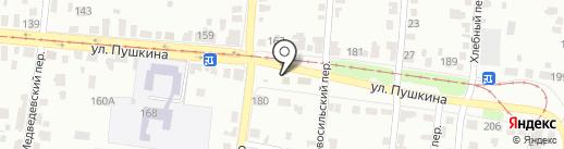 Дары Черноземья на карте Орла
