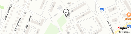Натали на карте Орла