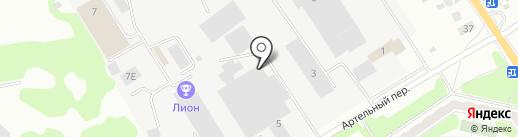 Токио на карте Орла