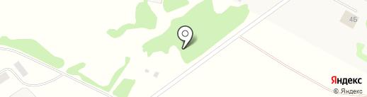 Инчермет на карте Эммауса