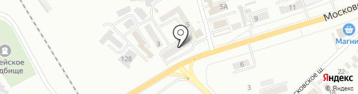 Букинистический магазин на карте Орла