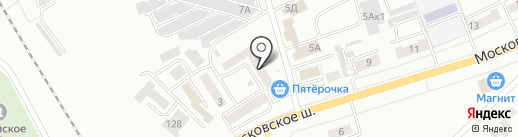 Техмаркет на карте Орла
