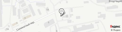 Ремспецмаш на карте Орла