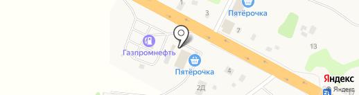 Древ-Строй на карте Эммауса