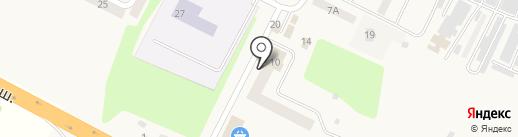 Хозмаг, магазин хозяйственных товаров и бытовой химии на карте Эммауса