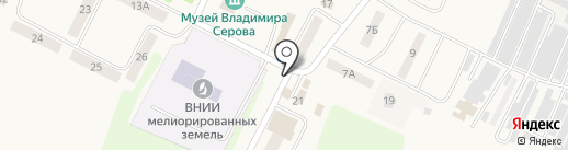 Продуктовый магазин на карте Эммауса